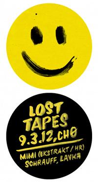 Lost tapes Mimi 200